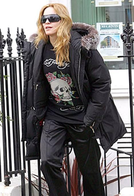 Madonnan suosio kestää.