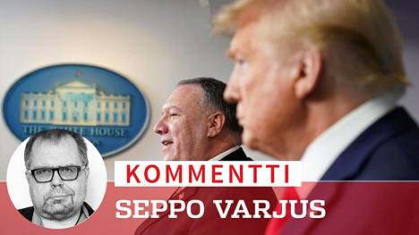 Yhdysvaltain ulkoministeri Mike Pompeo ja presidentti Donald Trump ovat esittäneet kovia väitteitä koronaepidemian alkuperästä.