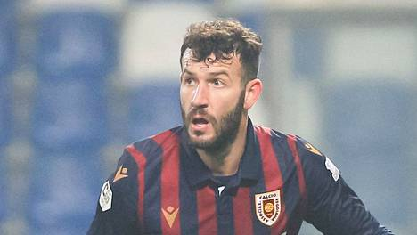 Alessandro Favalli kuvaili sairastumistaan.
