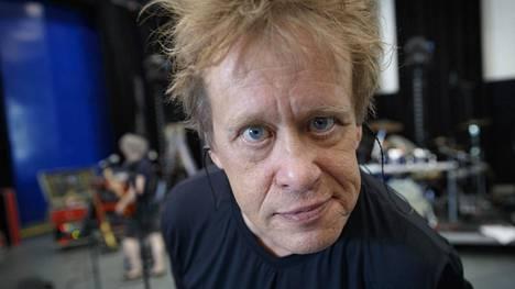 Martti Syrjä aloitti musiikkiuransa jo alle parikymppisenä.