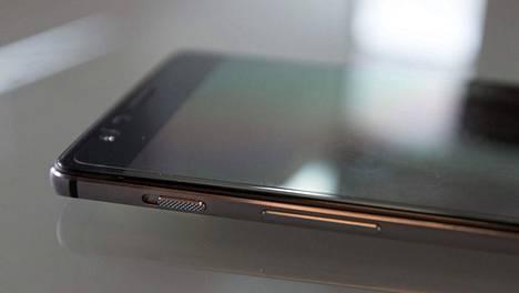 Seuraavan OnePlus-puhelimen sormenjälkitunnistin on piilotettu osaksi näyttöä.