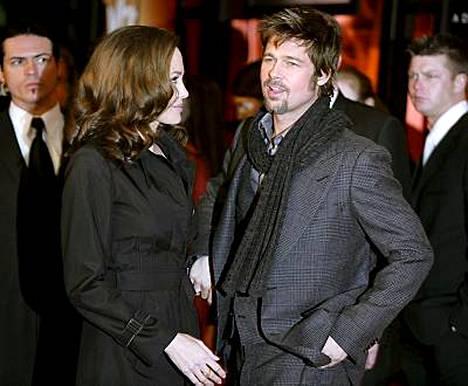 Brad Pitt ei tykkää iän tuomista rypyistä.