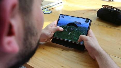 PUBG Mobile on yksi suosituimmista mobiilipeleistä.