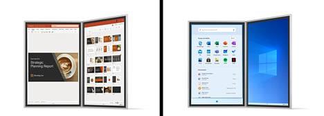 Windows 10X nähdään laitteissa vasta ensi syksynä.