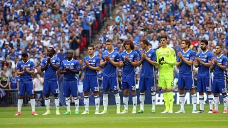 Chelsean kauden ensimmäinen vierasottelu pelataan Wembleyllä.
