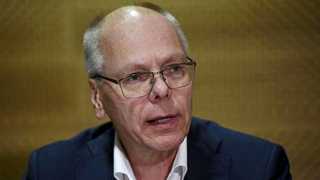 Juha Tuominen. Arkistokuva.