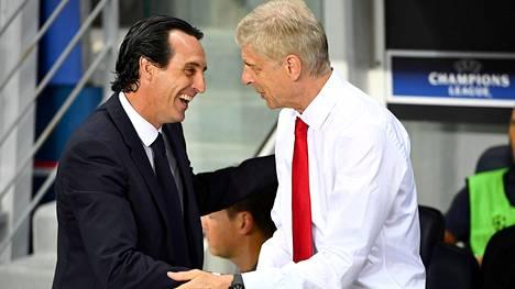 Arsene Wengerin korvaaja on selvillä – Unai Emery Arsenalin peräsimeen