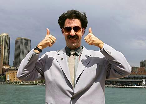 Boratin ensimmäinen elokuva on ollut maailmanlaajuinen hitti.