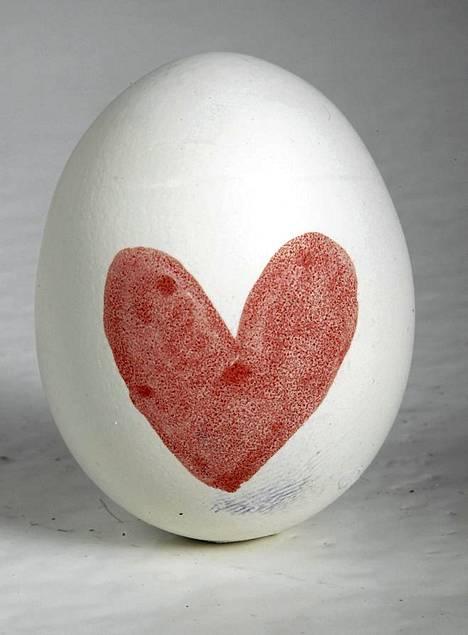 Muna nro 5: Pääsiäinen, tuo rakkauden aika.