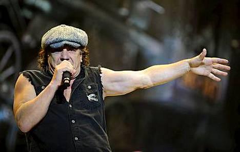 AC/DC saapuu Suomeen kesäkuussa.
