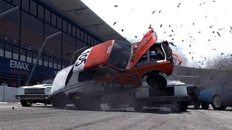 Kehuja saanut autonromutus Wreckfest palautti pelintekijä Bugbearin julkisuuteen ja toi vuoden paluun arvonimen.