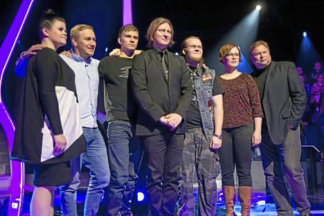 Miljonäärikisaajia ovat Eveliina Nurmi, Sten Johansson, Joonas Palkonen, Simo Rantanen, Riikka Hällmark ja Olli Vaittinen.