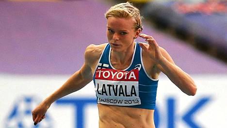 Hanna-Maari Latvalan tunnelmat olivat kaksijakoiset.