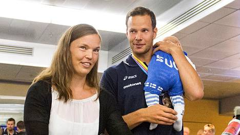 Niina Kelon ja Tero Pitkämäen perheeseen syntyi toinen lapsi. Pariskunnan esikoinen on nyt 2-vuotias.