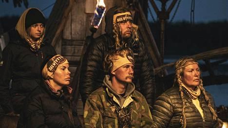 Semifinaaliin etenivät Suvi, Joalin, Kristian ja Marianne.