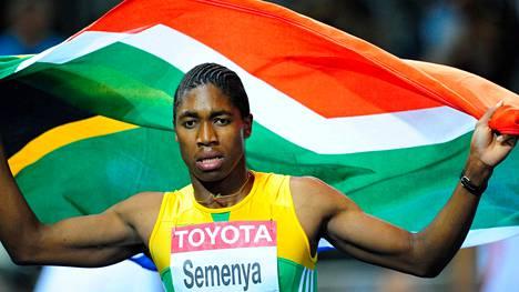 Caster Semenya ei saa puolustaa 800 metrin MM-kultaansa Dohassa.