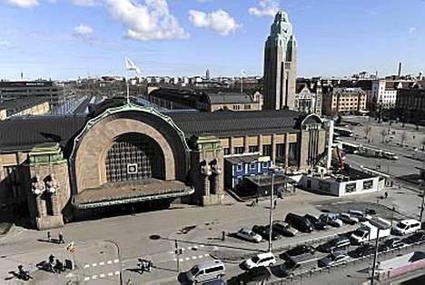 Helsingin asema on kesäkuun 7. päivästä lähtien Helsinki C.