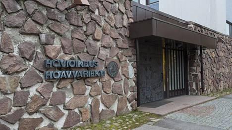 Talokauppapainajaista käsiteltiin Rovaniemen hovioikeudessa.