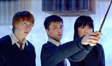 Kohtaus elokuvasta Harry Potter ja Feeniksin kilta.