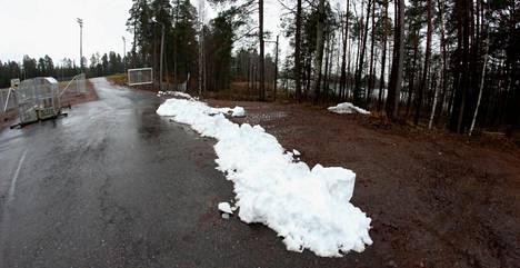 Lumiraja Suomessa
