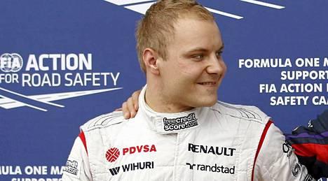 Valtteri Bottas muutti Monacoon.