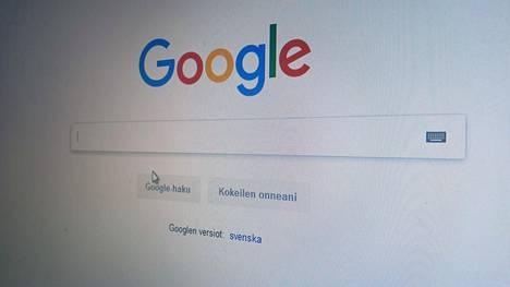 Googlen hakukoneella on suuri merkitys verkkosivujen näkyvyydelle.