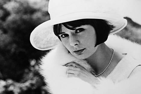 Mona Malm vuonna 1964.