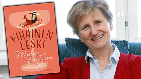 Minna Lindgrenin uusi kirja Vihainen leski kertoo naisesta, joka puolison kuoleman jälkeen onkin yhtäkkiä vapaa.
