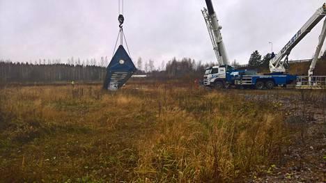 Hämeenlinnan kaupungin johtavan rakennustarkastajan mukaan tolppa vaatisi korjausta ennen kuin se voidaan pystyttää uudelleen.