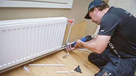 Selvityksen mukaan suurimpana syynä lämmitysremontin teettämiselle pidetään sitä, että vanha järjestelmä vie liikaa energiaa ja tulee kalliiksi.