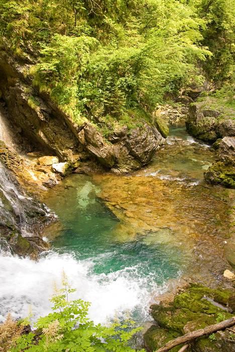Slovenia häikäisee luonnollaan.