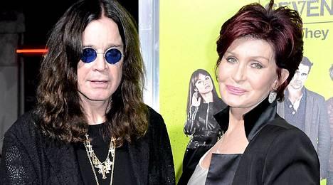 Ozzy ja Sharon Osbournen vuosikymmeniä kestänyt liitto on The Sunin mukaan katkolla.