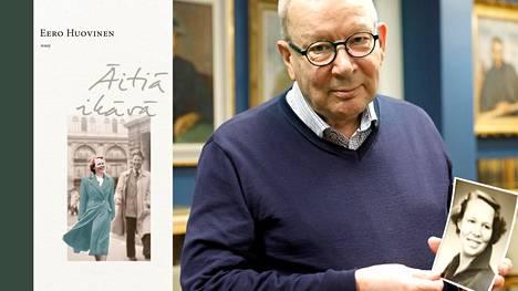 Piispa emeritus Eero Huovinen menetti äitinsä yhdeksänvuotiaana. –Yli 40-vuotiaana vaadin isää kertomaan äidistä, mutta sitten luovutin. Isä ei kyennyt.