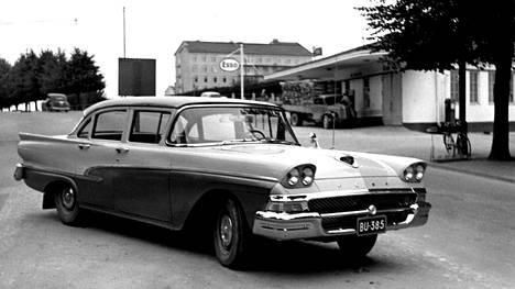 Autobongareiden unohdettu kokoelma löytyi – mukana muun muassa Olavi Virran upea Ford