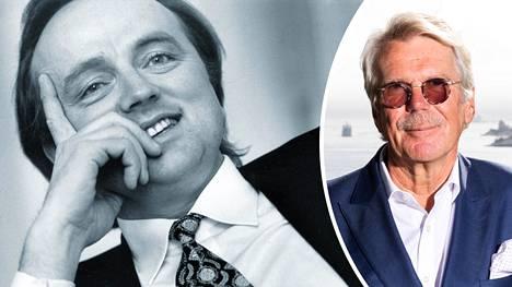 Sijoittaja Pentti Kouri ja SYP:n silloinen varatoimitusjohtaja Björn Wahlroos olivat keskeisiä tekijöitä ns. Kouri-kaupoissa vuonna 1989.
