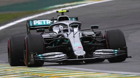 Jo nyt on varmaa, että Valtteri Bottas sijoittuu tämän kauden F1-sarjassa toiseksi.