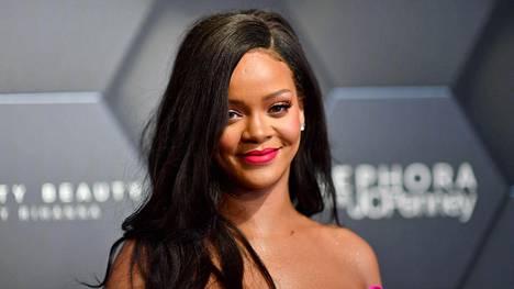 Rihanna kuvattiin New Yorkissa 14. syyskuuta 2018.