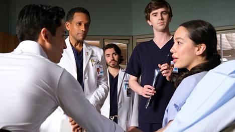Sairaaladraamasarja The Good Doctor jatkuu syyskuussa uusin neljännen ja viidennen kauden jaksoin.