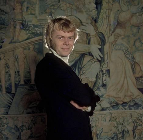 Lasse Mårtenson vuonna 1972.