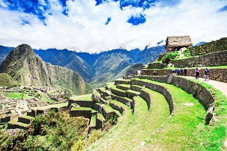 Machu Picchu on yksi maailman uudesta seitsemästä ihmeestä ja Pirkko Schildtin mukaan kenties kaikkien kohteiden upein yhdessä Jordanian Petran kanssa.