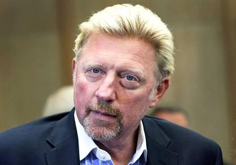 Tennislegenda Boris Becker on kärsinyt rahahuolista.