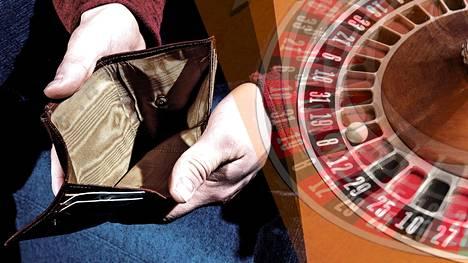 Mies ei selvinnyt enää lainoistaan, kun hänen noin 1800 euron kuukausittaiset nettotulonsa eivät riittäneet ongelman ratkaisuun.