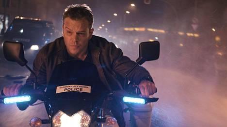 Matt Damon palaa Jason Bournen roolin Medusa-elokuvasarjan viidennessä toimintaelokuvassa.