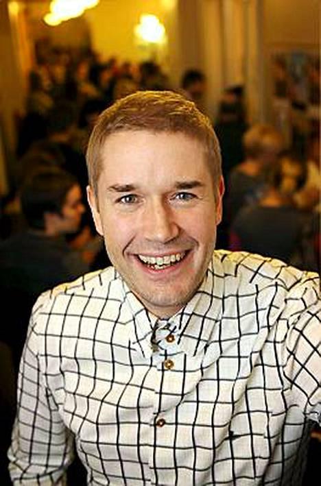 Marco Bjurstörm juontaa syksyllä Jackpot-ohjelmaa.