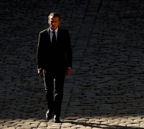 Populistijohtajien tähtäimessä on ensimmäisenä Ranskan presidentti Emmanuel Macron.