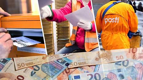 Työehtosopimusneuvottelut koskevat jopa 10000 postilaisen palkkoja, työaikoja ja tehtäviä.