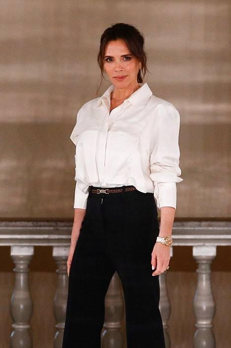 Victoria Beckhamin julkaisema kuva sai seuraajat hieraisemaan silmiään.