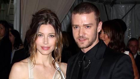 Justin Timberlake ja Jessica Biel saavat tänä vuonna esikoislapsensa.