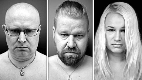 Johanna Kare kuvasi tunnettuja suomalaisia Minuunkin sattuu -valokuvanäyttelyynsä. Näyttelyyn Kare kuvasi muun muassa Jari Lindströmin, Janne Kinnusen ja Reeta Vestmanin.