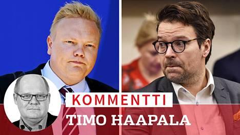 Tiede- ja kulttuuriministeri Antti Kurvista arvostelleelta vihreiden mepiltä Ville Niinistöltä tuli oma maali hallituksen budjettiriihen alla. Tiedeleikkaukset hyväksyi myös vihreät huhtikuussa.